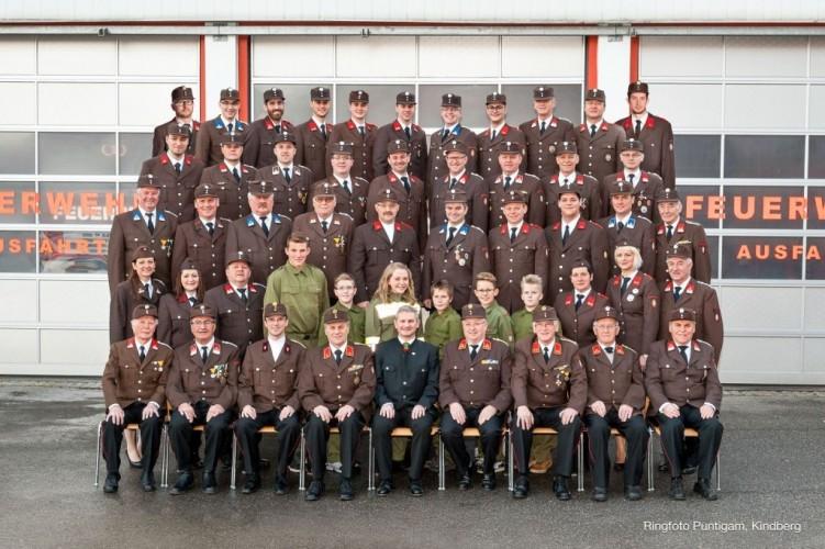 Gruppenfoto Bearbeitet